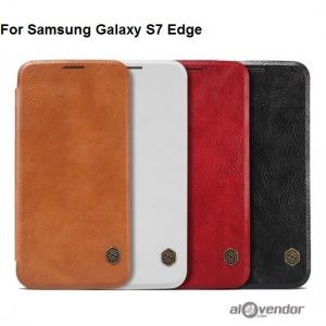 Bao da Samsung S7 Edge NILLKIN Qin