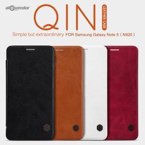 Bao da Samsung Note 5 NILLKIN Qin