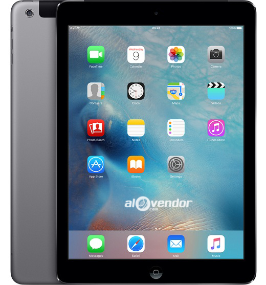 iPad Air 16GB 4G Wifi Gray 99%