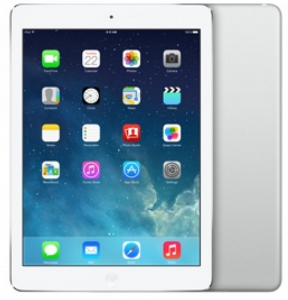 iPad Air 16GB 4G Silver 99%
