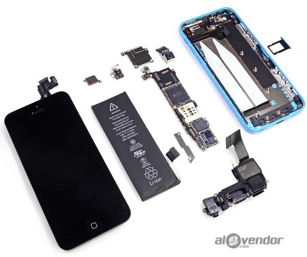 Sửa chữa iPhone 5c uy tín