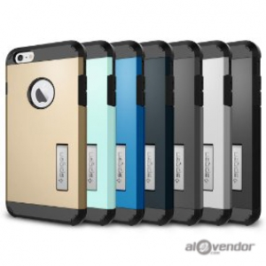 Ốp SPIGEN Tough Armor iPhone 6/6Plus