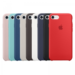 Apple Case Silicone iPhone 7/iPhone 8