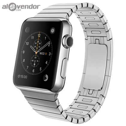 Apple Watch Series 2 Stainless Steel Case with Silver Link Bracelet 42mm