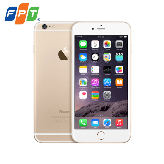 iPhone 6 32GB Gold FPT (2017)
