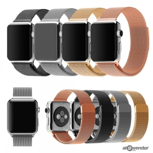 Dây Apple Watch Milanese Loop OEM