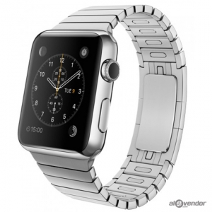 Dây Apple Watch Link Bracelet Silver