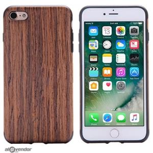 Ốp lưng iPhone 7 vân gỗ ROCK