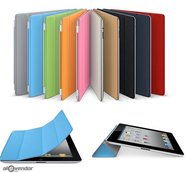 Smart Cover iPad 2/3/4 Leather