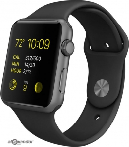 Apple Watch Series 3 Space Gray Aluminum 42mm