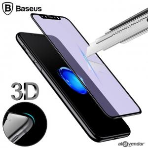 Dán cường lực iPhone X Full 3D BASEUS