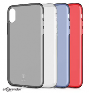 Ốp lưng iPhone X BASEUS Ultra Slim