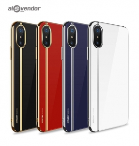 Ốp lưng iPhone X JOYROOM Electroplated