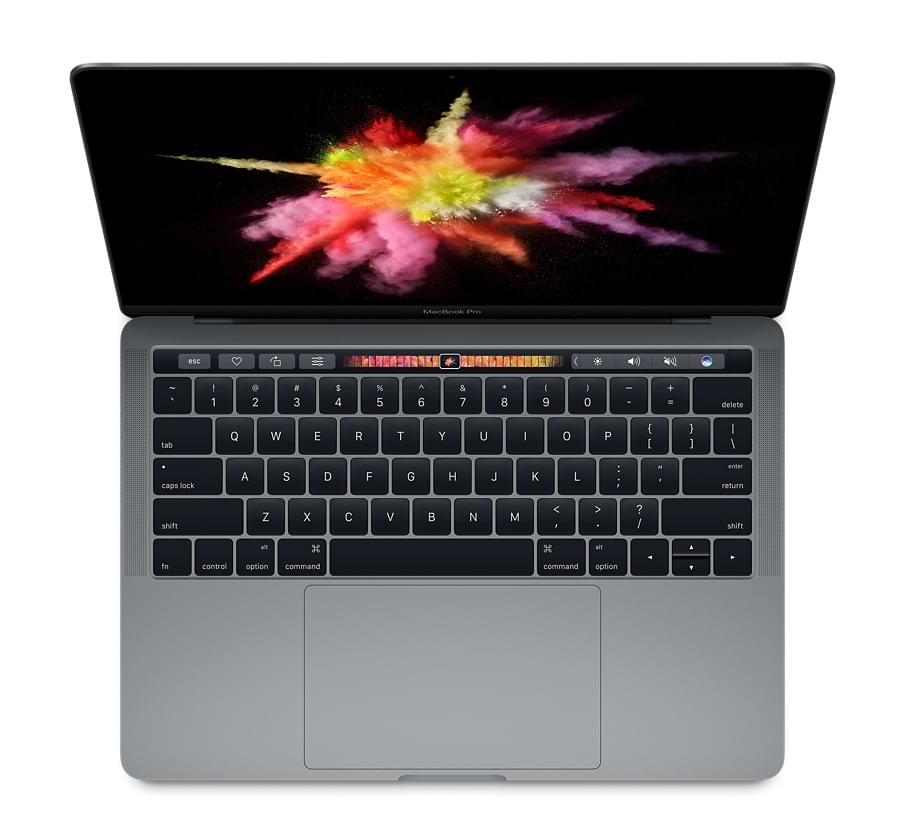MacBook Pro 13in Touch Bar MPXW2 Space Gray 2017