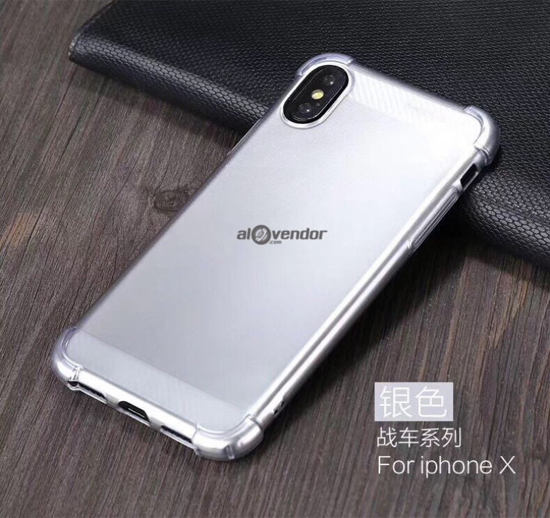 Ốp iPhone X chống sốc Level dẻo
