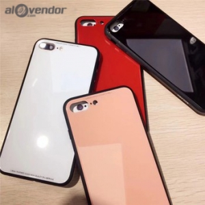 Ốp iPhone 6s plus/7 plus/8 plus lưng kính