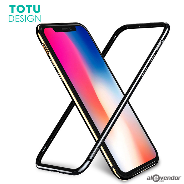 Ốp viền iPhone X TOTU Design