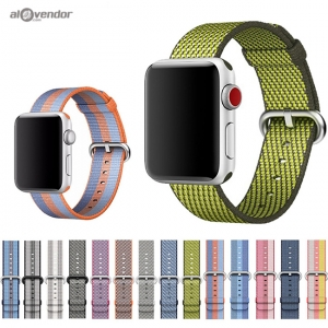 Dây Apple Watch Woven Nylon OEM
