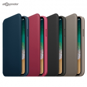 Bao da iPhone X Folio