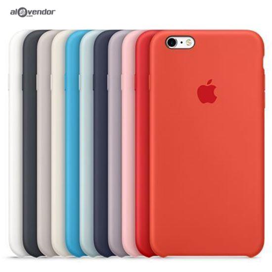 Ốp Apple iPhone 6Plus/6S Plus Silicone