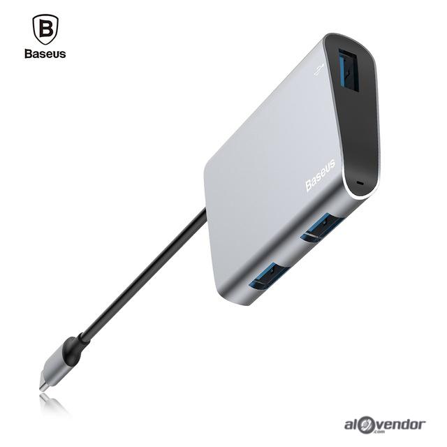 Hub USB type C to 3 USB BASEUS