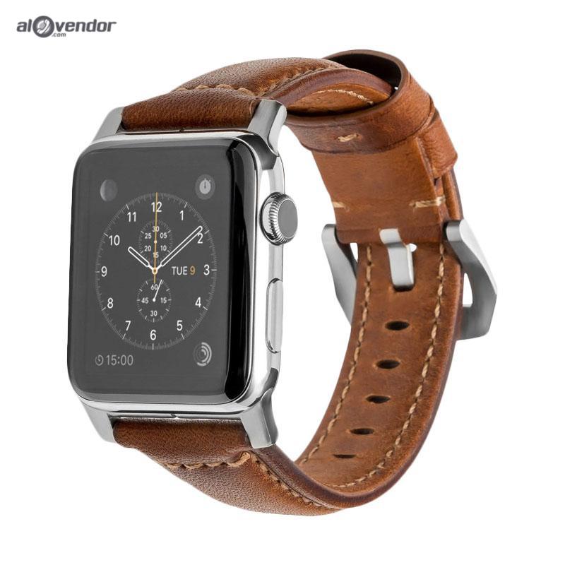 Dây Apple Watch Da Sáp