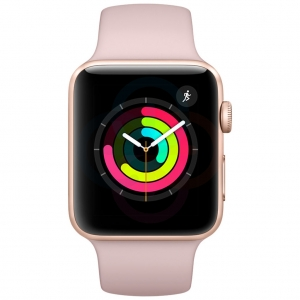 Apple Watch Series 3 42mm Gold Al Pink Sport GPS