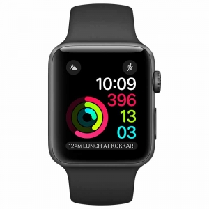 Apple Watch Series 3 42mm Space Gray Al Gray Sport GPS