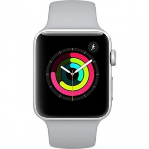 Apple Watch Series 3 42mm Silver Al Fog Sport GPS