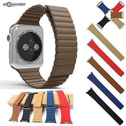 Dây Apple Watch Leather Loop