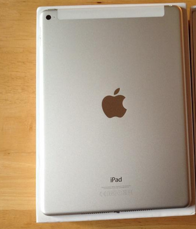 iPad Air 2 16GB 4G + Wifi Silver