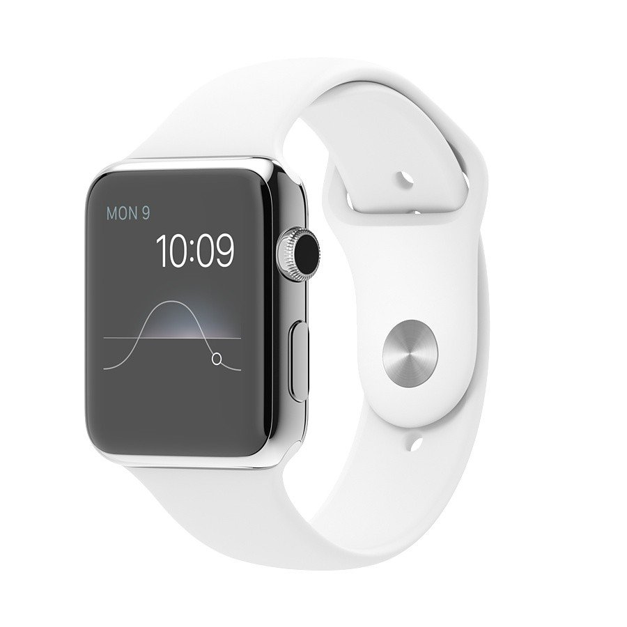 Apple Watch Series 2 42mm thép