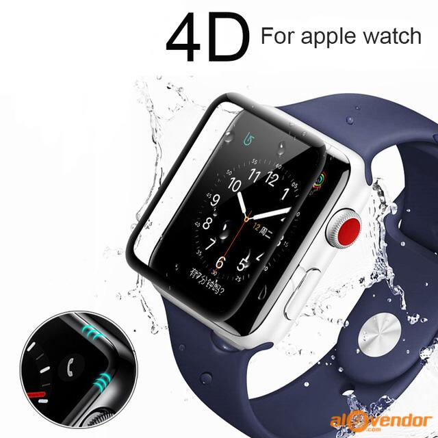 Dán cường lực Apple Watch 4D