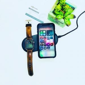 Sạc không dây iPhone và Apple Watch