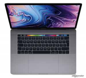 MacBook Pro 15 inch 2018 Space Gray MR942
