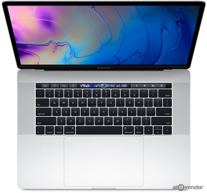 MacBook Pro 15 inch 2018 Silver MR972