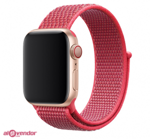 Dây Apple Watch Hibiscus Sport Loop