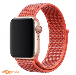 Dây Apple Watch Nectarine Sport Loop