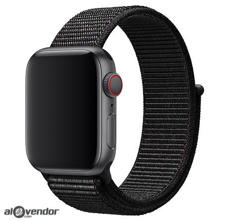 Dây Apple Watch Black Sport Loop