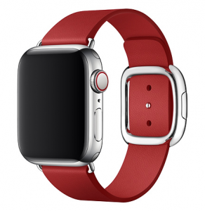 Dây Apple Watch Ruby (PRODUCT)RED Modern Buckle