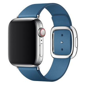 Dây Apple Watch Cape Cod Blue Modern Buckle