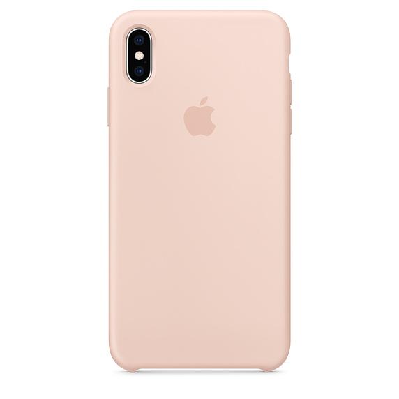 Silicone Case iPhone Xs Max OEM