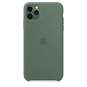 Silicone Case iPhone 11 Pro/ Pro Max Pine Green Replica