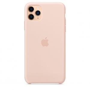 Silicone Case iPhone 11 Pro/Pro Max Pink Sand Replica