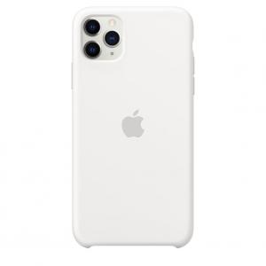 Silicone Case iPhone 11 Pro/ Pro Max White Replica