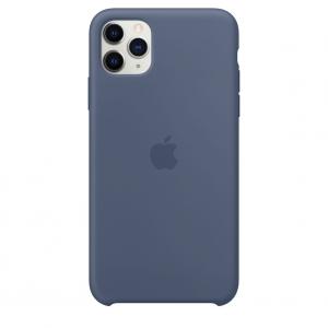 Silicone Case iPhone 11 Pro/ Pro Max Alaskan Blue Replica