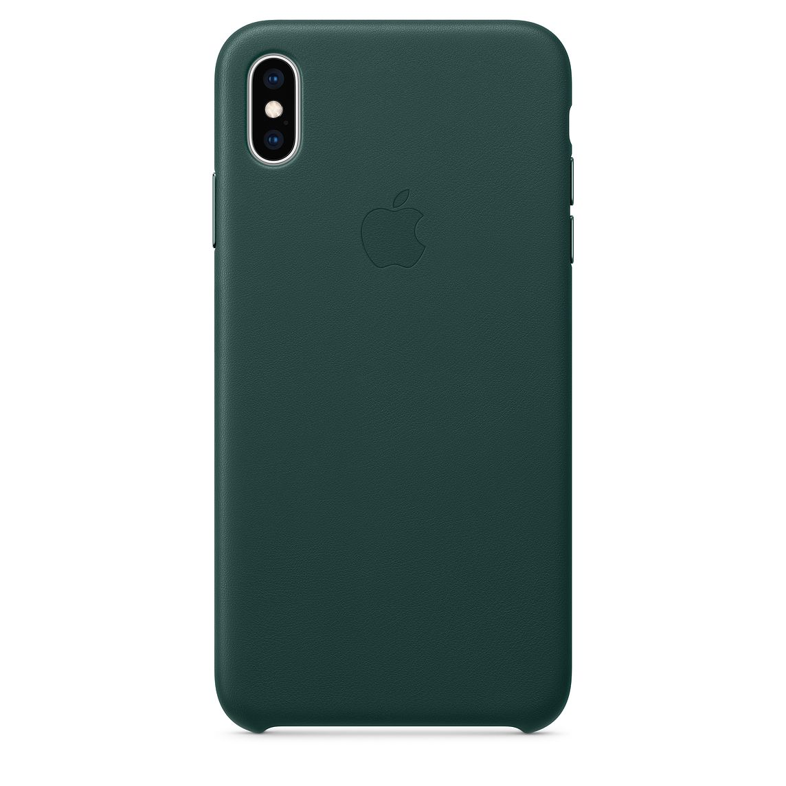 Leather Case iPhone XS/XS Max Forest Green OEM