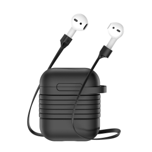 Ốp AirPods Silicone có dây chống rớt