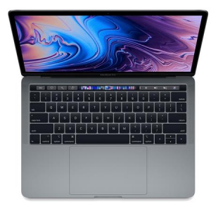 MacBook Pro 13 inch 2019 Space Gray 256GB MUHP2