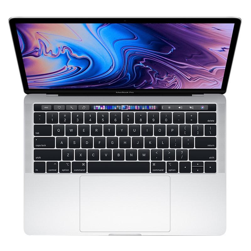 MacBook Pro 13 inch 2019 Silver 256GB MUHR2